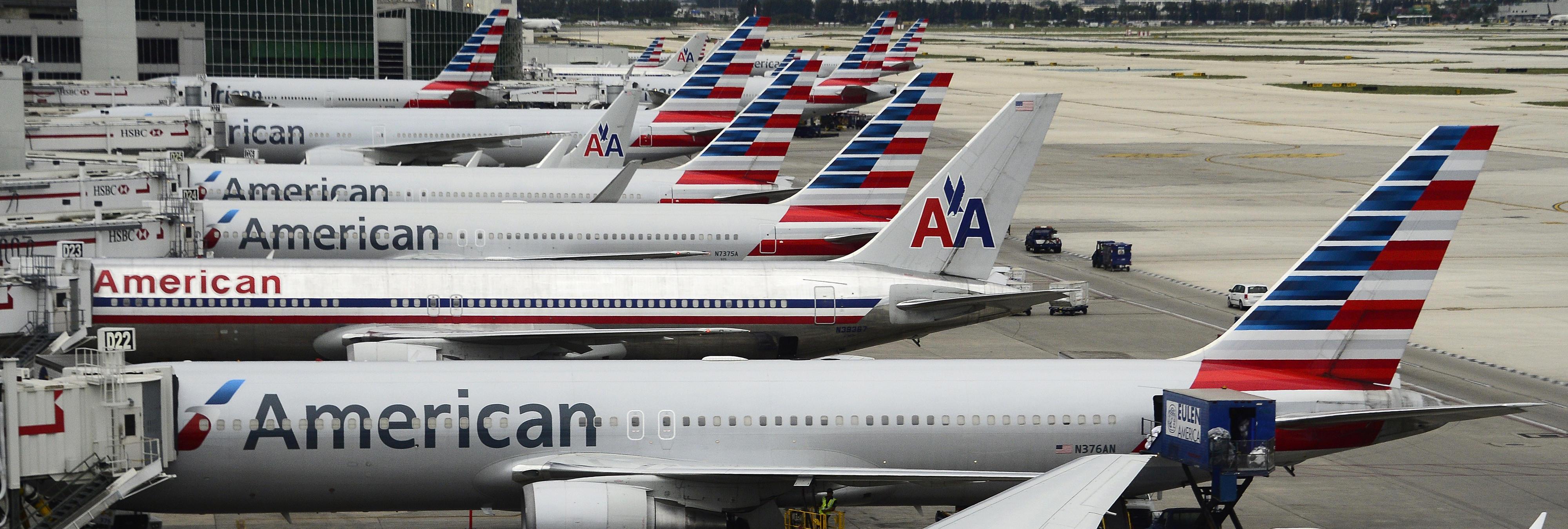 Muere un piloto de American Airlines en pleno vuelo