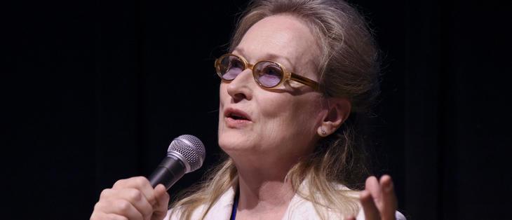 Meryl Streep no se identifica con el término 'feminista'