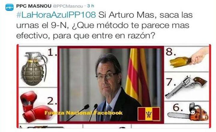¿Cómo hacer entrar en razón a Artur Mas?