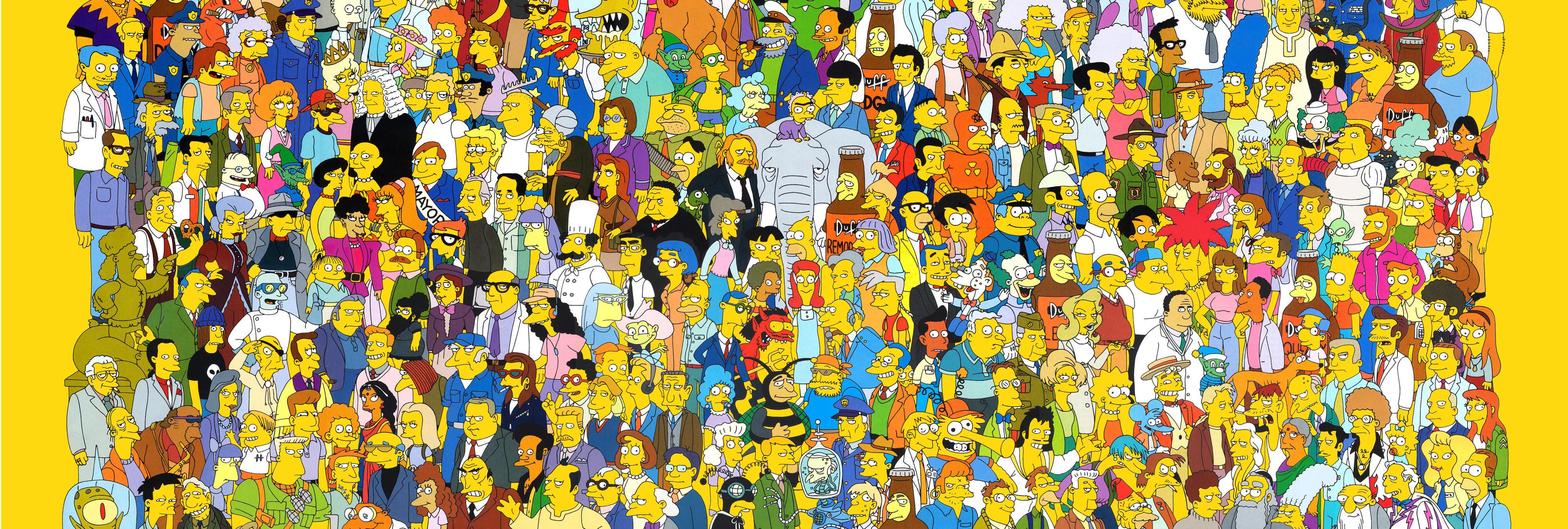 Las 10 voces más míticas de 'Los Simpson'