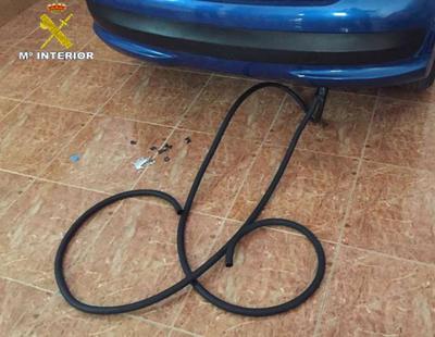 La Guardia Civil cuelga la foto de un pene para contar que ha evitado un suicidio