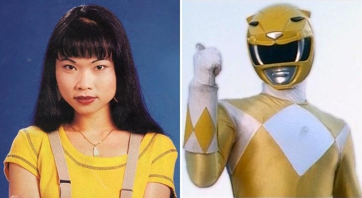 La Power Ranger Amarilla, Thuy Trang