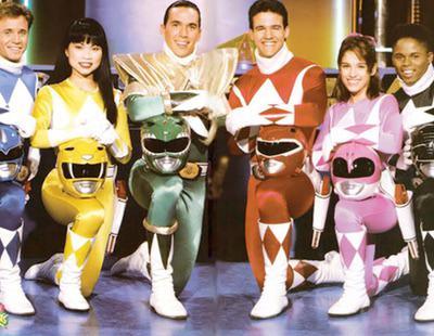 ¿Cómo han cambiado los protagonistas de los 'Power Rangers'?