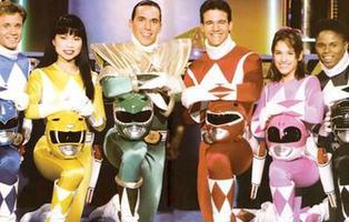 ¿Cómo han cambiado los protagonistas de los \'Power Rangers\'?