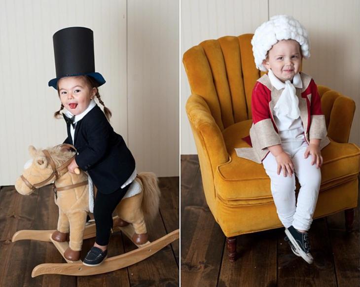 Willow y Cooper llegan a la presidencia (Instagram: @ginalee)