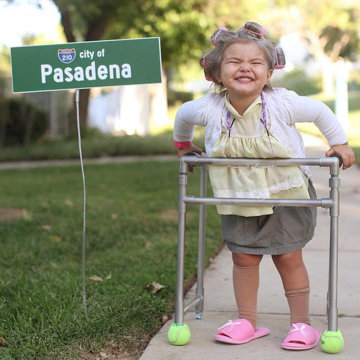 Willow es una yaya de Pasadena (Instagram: @ginalee)