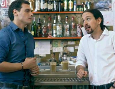 Los mejores memes y reacciones del debate Iglesias-Rivera