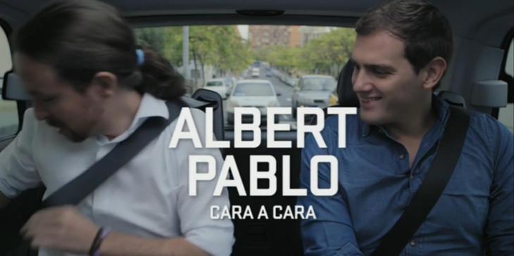 #AlbertVsPablo, cara a cara