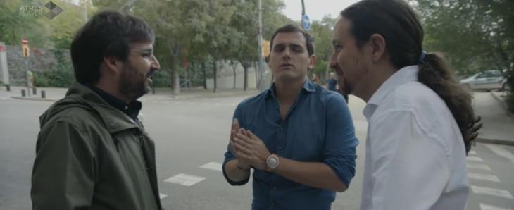 Pablo Iglesias confesó militar ya en 1993