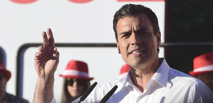 El PSOE sancionaría a personas que pagasen por sexo