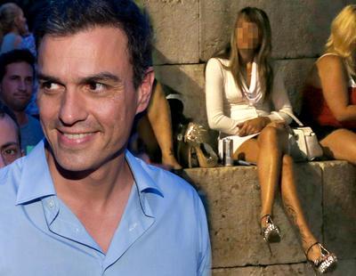 El PSOE planea prohibir la prostitución multando a los clientes