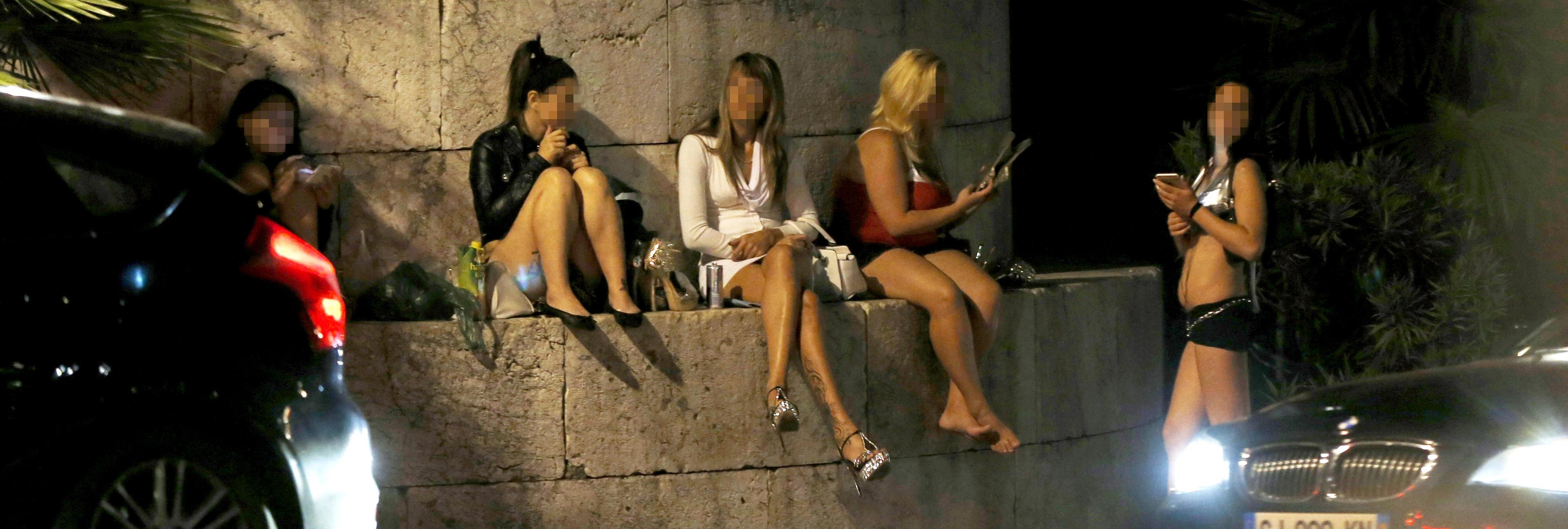 prostitutas en las palmas tipos de prostitución