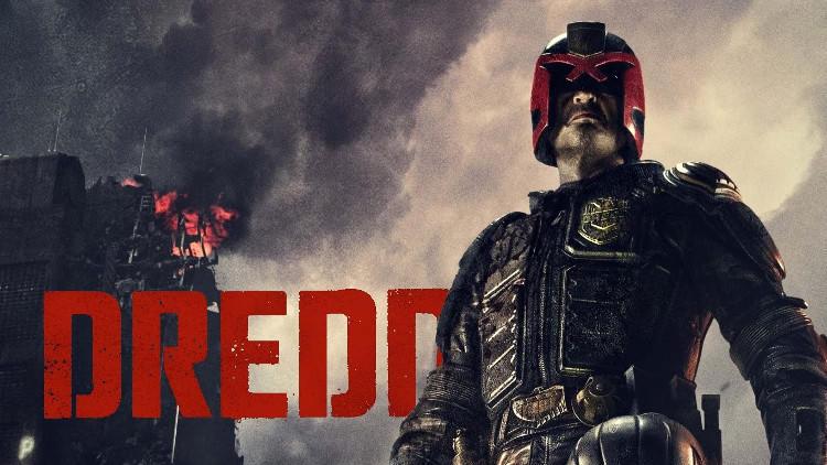 El Dredd bueno