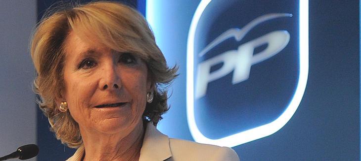 Mientras veías la campaña de Esperanza Aguirre de 2003, estabas viendo corrupción