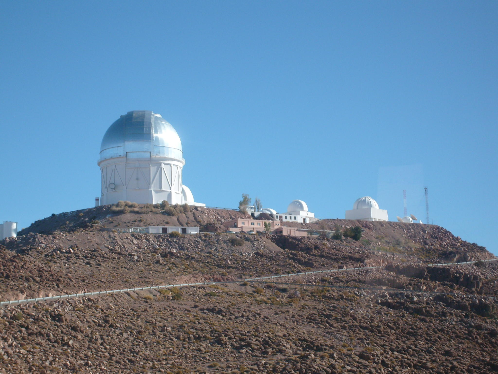 Observatorio del cerro Tololo