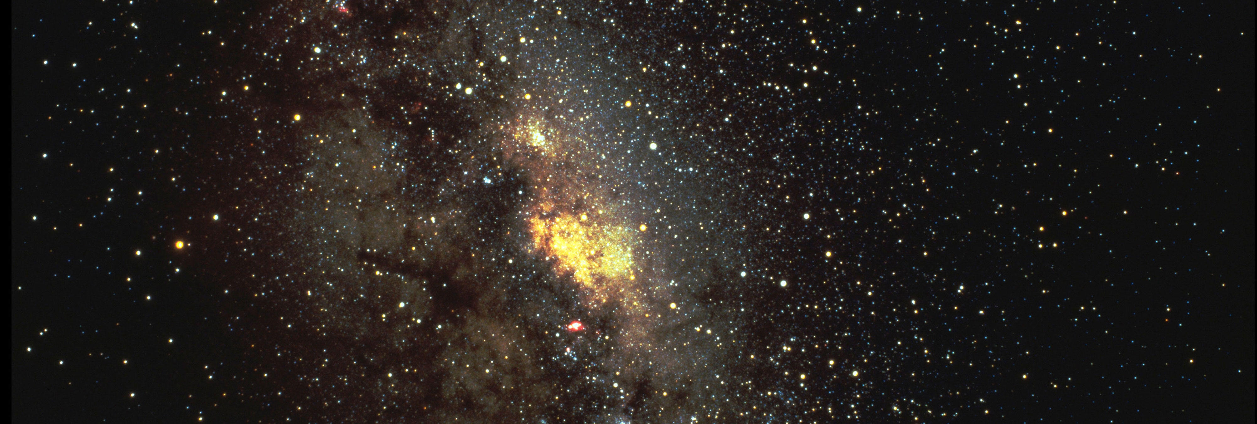 Se observa el posible final de la Tierra a 570 años luz