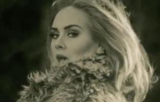 Adele lanza nuevo single y rompe Youtube