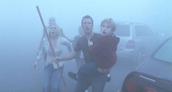 'La niebla' de Stephen King