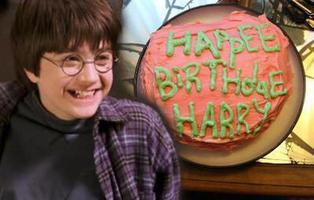 El cumpleaños ambientado en 'Harry Potter' con el que sorprender a los fans