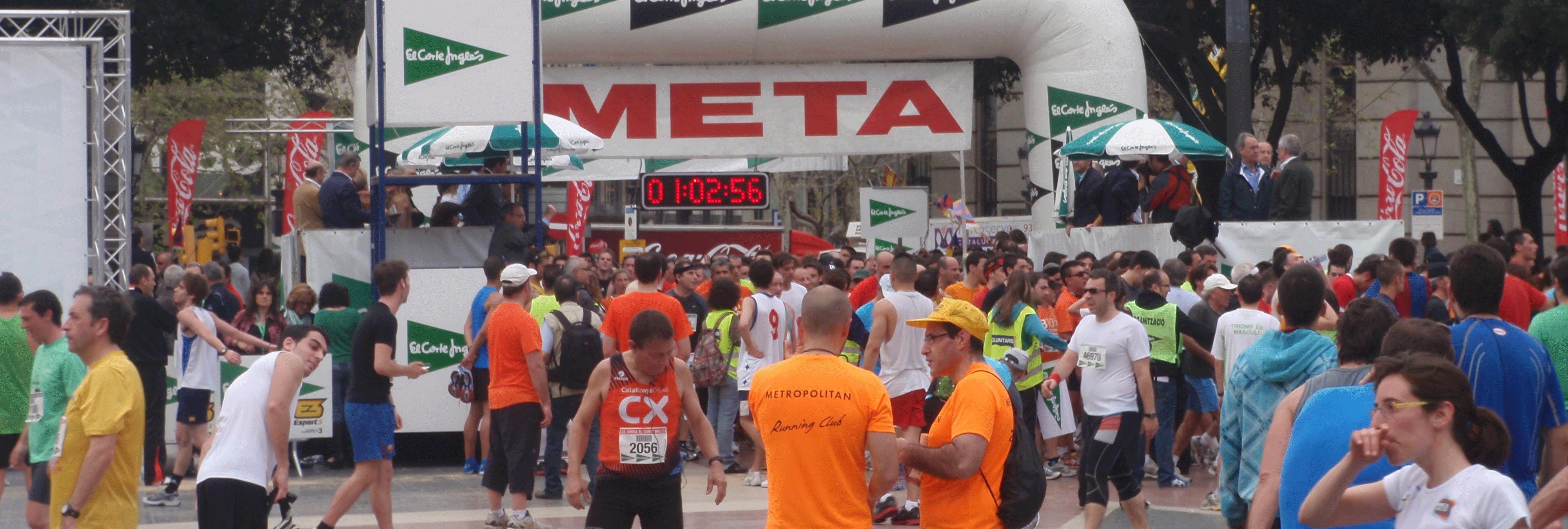 Manuela Carmena quiere regular las carreras populares en Madrid
