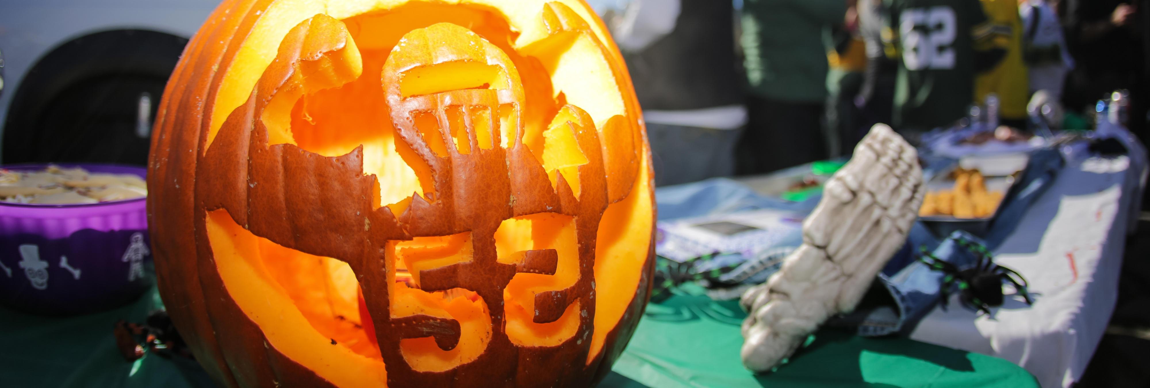 13 originales calabazas para celebrar un Halloween diferente