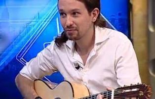 Pablo Iglesias canta y es censurado en \'El Hormiguero\'