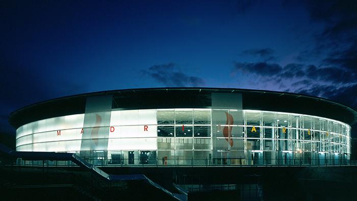 Exterior del Madrid Arena