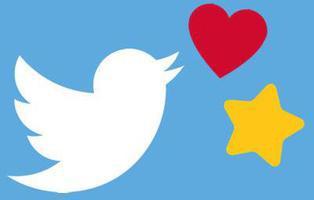 Twitter cambia la estrella por el corazón y la red clama #QueVuelvaElFav