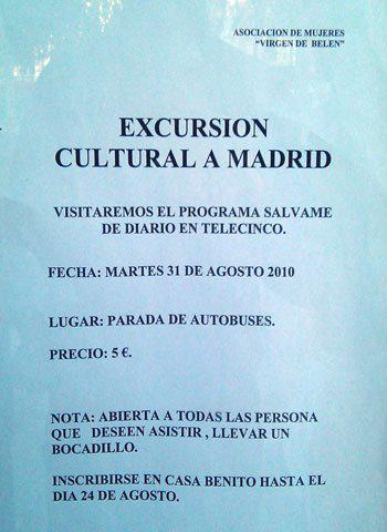 ¿Museo del Prado? ¡Mejor 'Sálvame'!