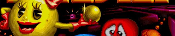 Ms. Pac-Man está harta de cuidar a sus hijos y tiene sed de aventuras