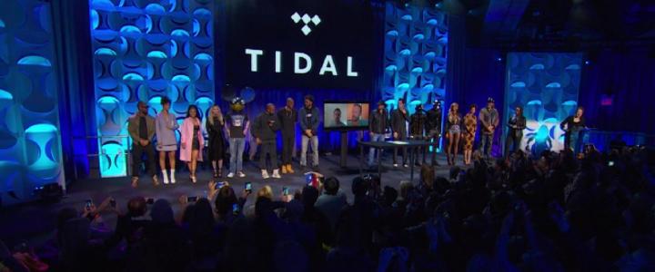 Inauguración de Tidal