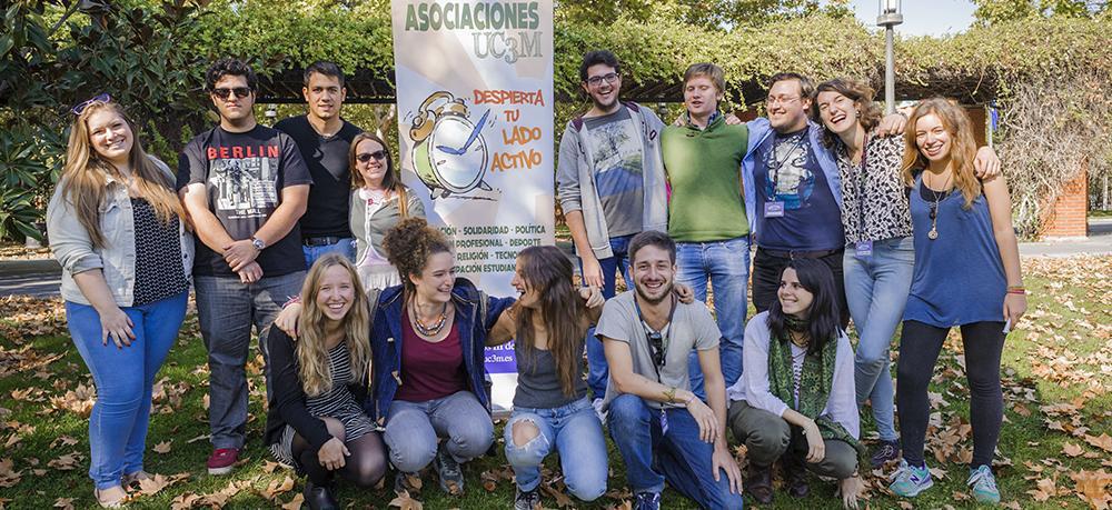 Semana de Asociaciones de la Universidad Carlos III