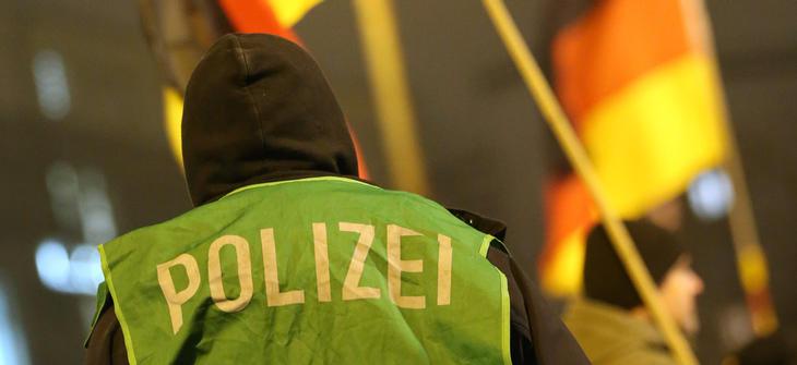 La policía de Berlín busca testigos