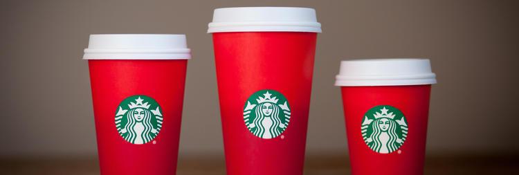 Por Que Los Nuevos Vasos Rojos De Starbucks Son Considerados