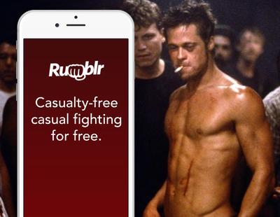 Rumblr, la app de contactos para pelearse, es un fake