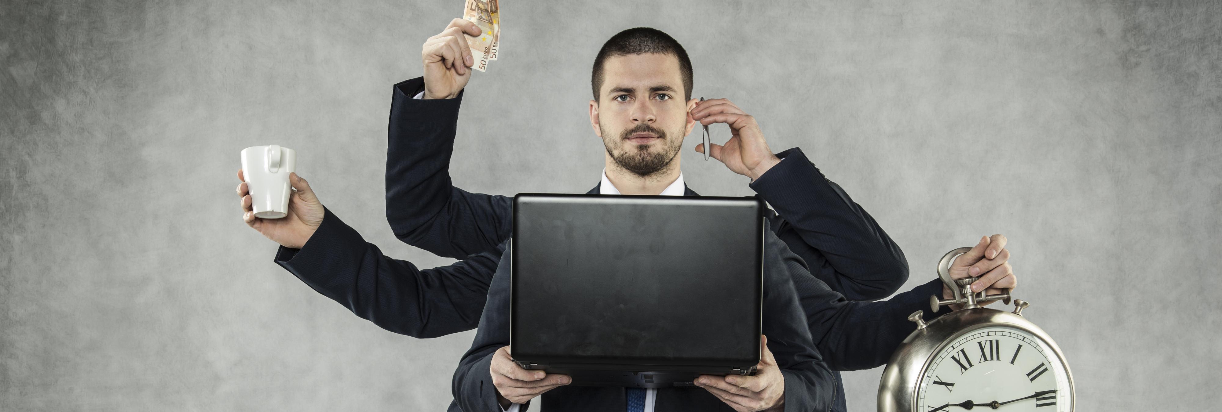 7 trucos para aumentar la productividad en el trabajo