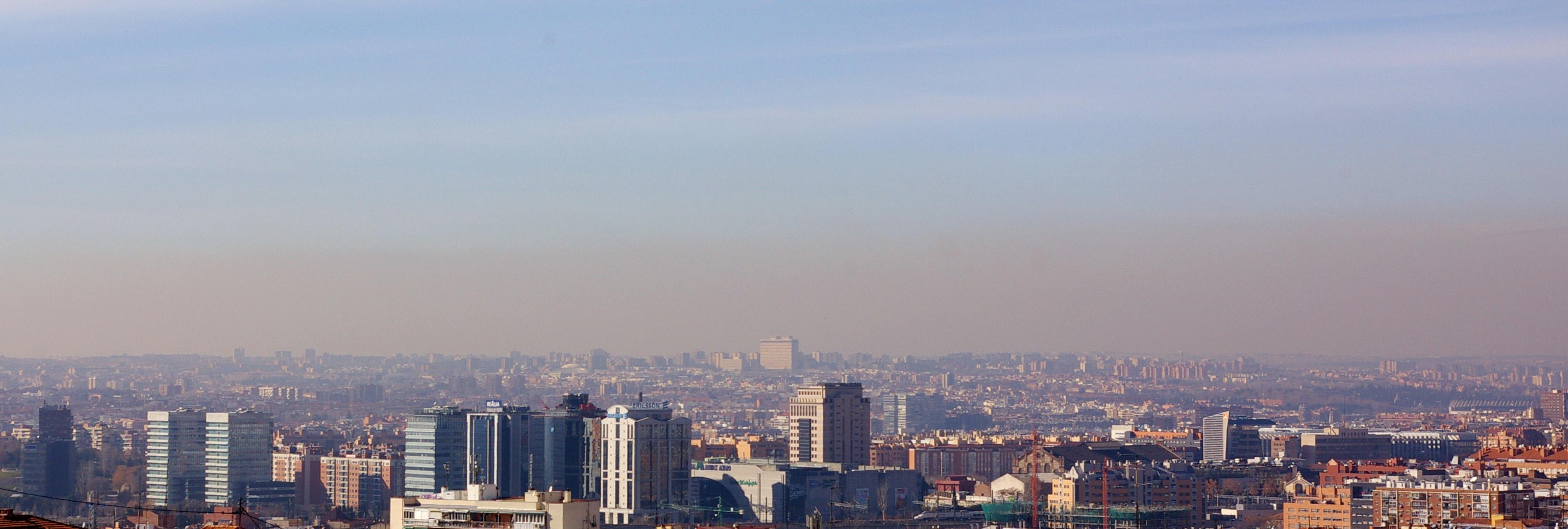 La contaminación de Madrid explicada