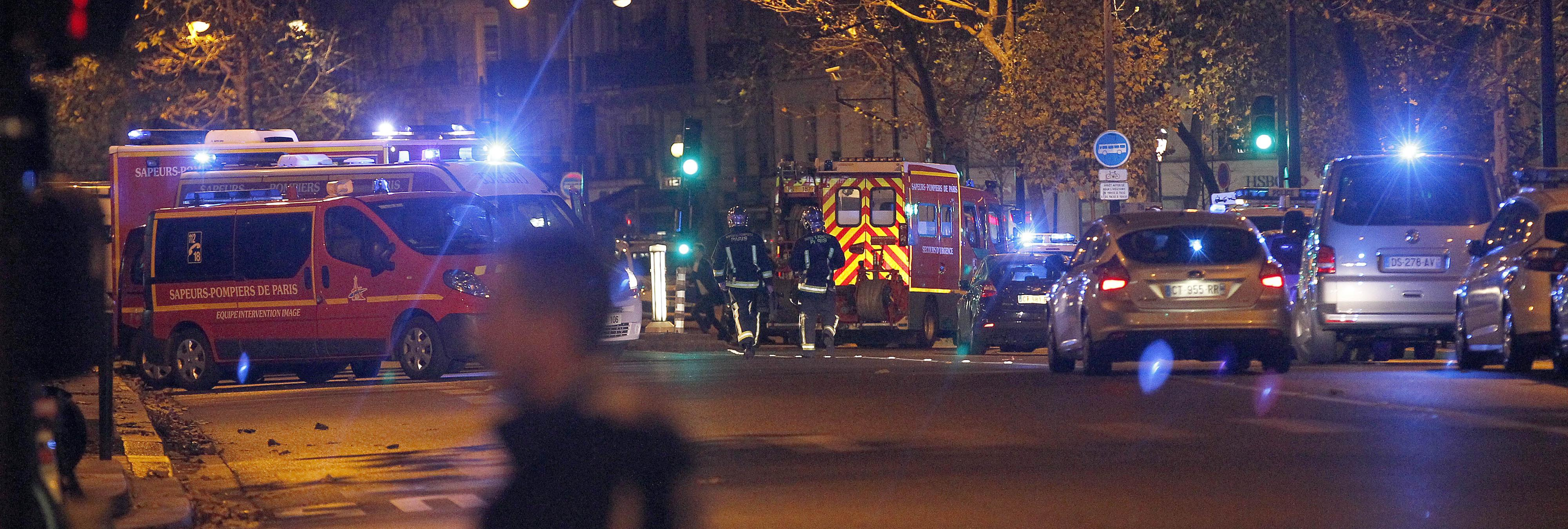 Lo que sabemos de los atentados terroristas de París