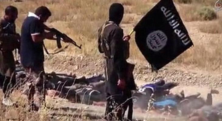 Ejecuciones masivas del ISIS