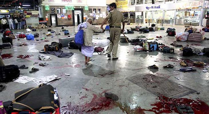Masacre extremista en el centro comercial