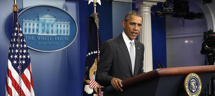 Declaraciones de Obama tras los atentados de París