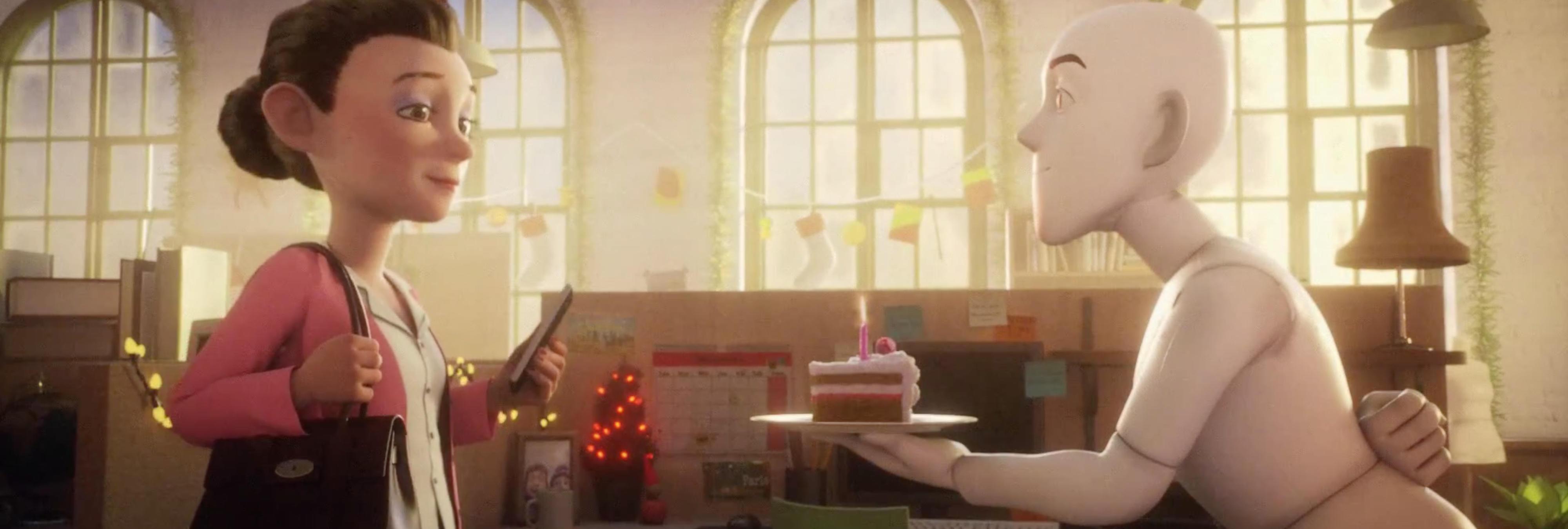 La lotería de Navidad se renueva con Justino, el anuncio animado