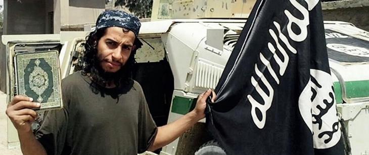 Abdelhamid Abaaoud, el terrorista más buscado (Foto: Dabiq)