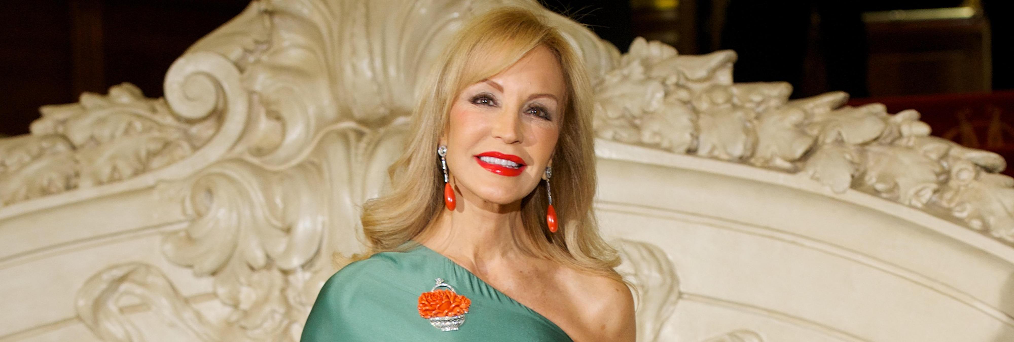 Carmen Lomana se presenta con Vox a las elecciones al Senado