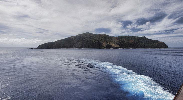 Las Islas Pitcairn son una de las zonas más aisladas del planeta