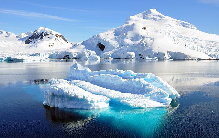 Viajas a la Antártida en crucero nos costará miles de euros