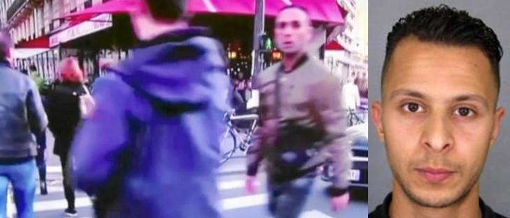 Salah Abdeslam, grabado por una cámara días antes de los ataques