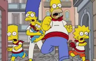 Las 12 voces más míticas de \'Los Simpson\' en español