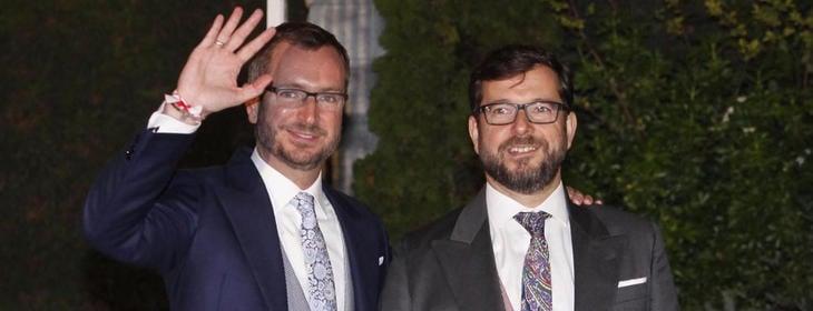 Boda de Javier Maroto y José Manuel Rodríguez