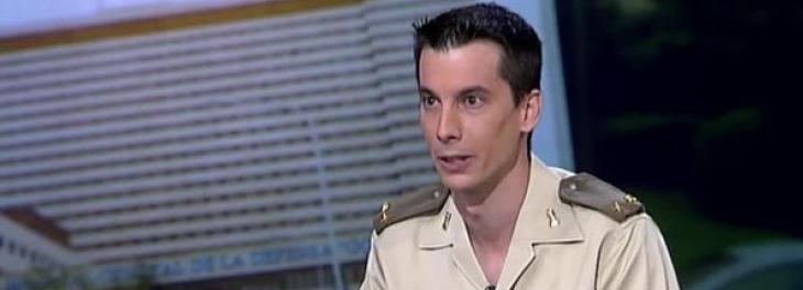 El teniente Segura recibió represalias por destapar escándalos del ejército